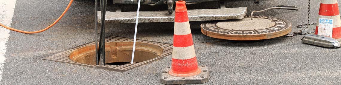 Gut bekannt Rohr- und Kanalsanierung – Blome Rohrreinigungsschnelldienst GU73